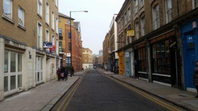 Intorno a Brick Lane