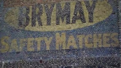 Ghost signs a Londra