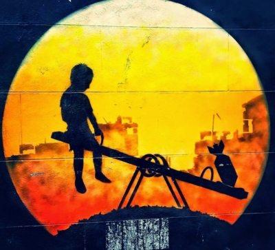 Graffiti artist: Otto Schade