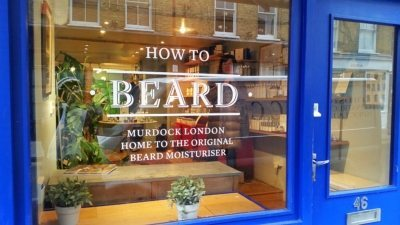 How to Beard