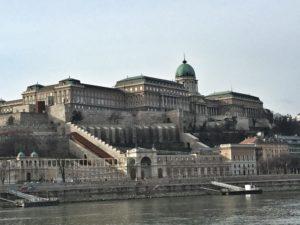 Budapest Castello di Buda