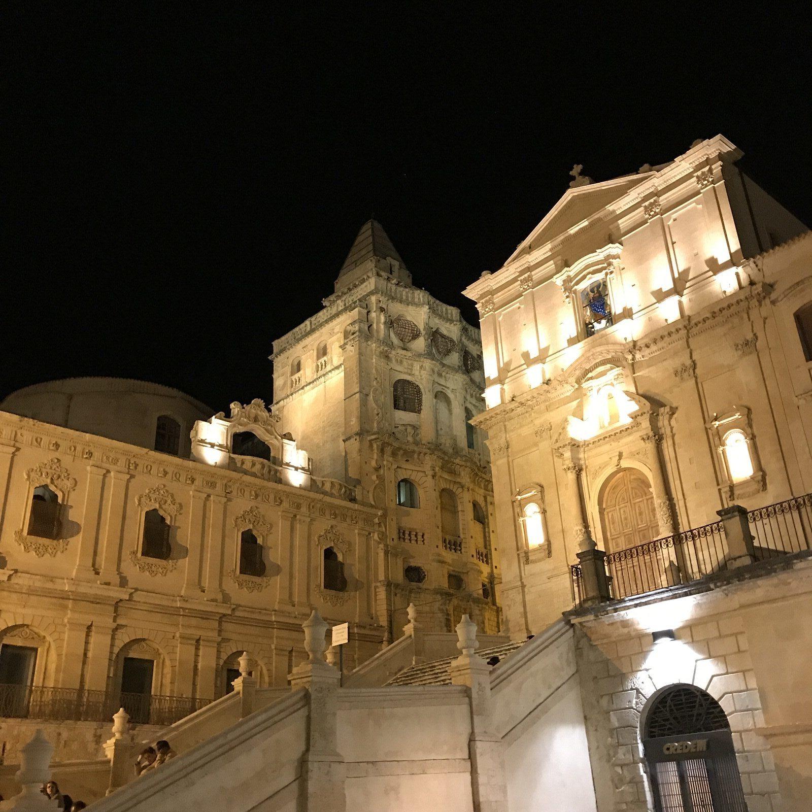 Chiesa di san francesco d'assis Noto
