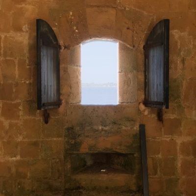 Ferritoia castello maniace