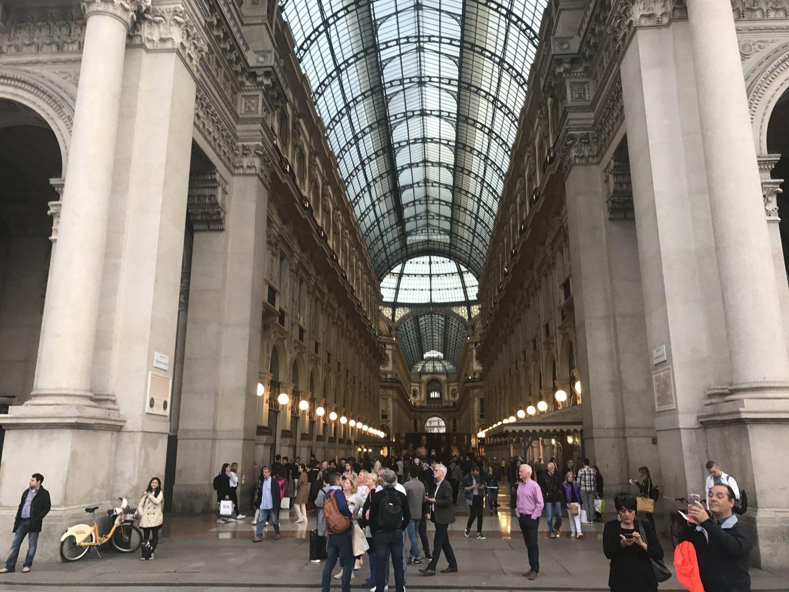 Galleria vittorio Emanuele Milano