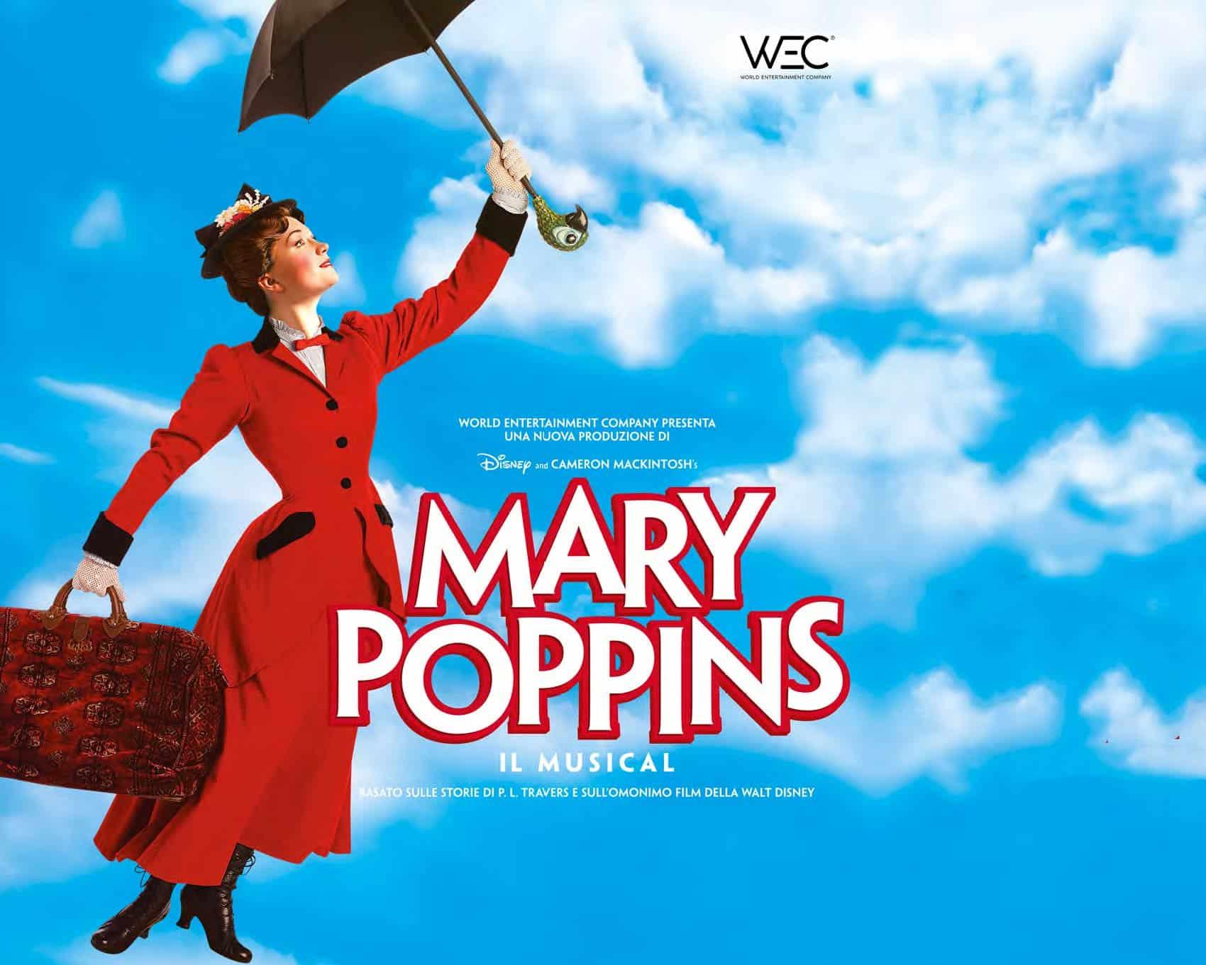 Mary Poppins musical a Milano. Tutto può accadere se ci credi - dovevado.net