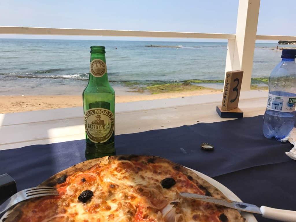 Pizzeria a Musciare puntasecca