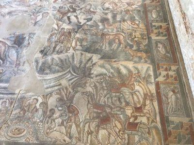 Villa del tellaro mosaico 1