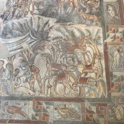 Villa del tellaro mosaico 2
