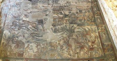 Villa del tellaro mosaico 3