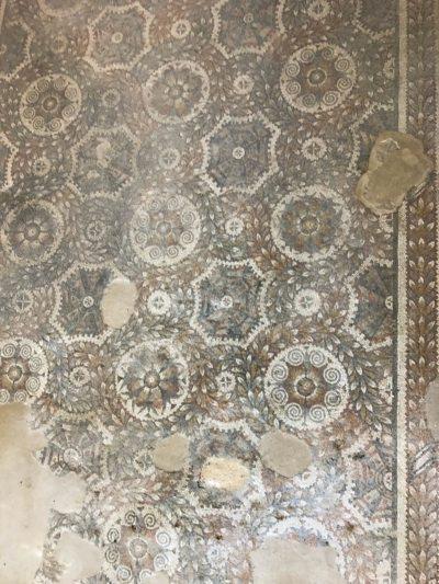 Villa del tellaro mosaico 4