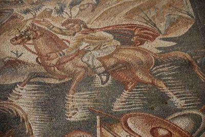 Villa del tellaro mosaico 5