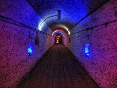 Forte Prenestino tunnel