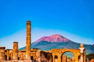panoramica pompei