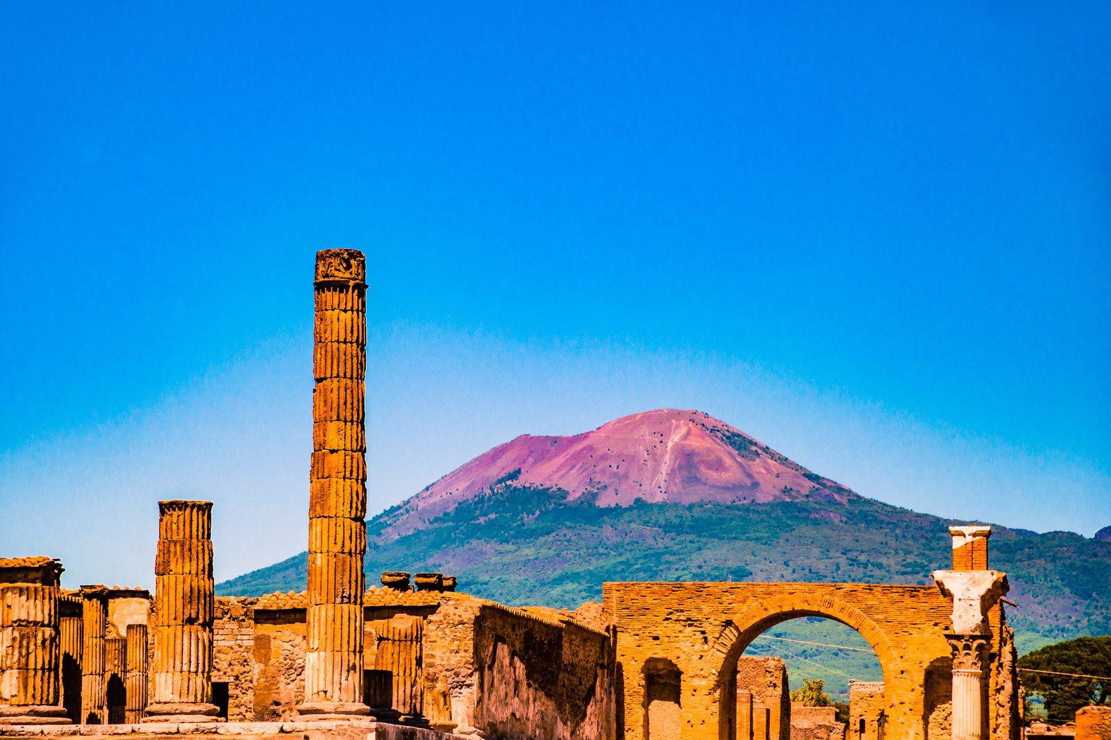 Visitare Pompei fuori stagione - dovevado.net