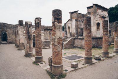 visita a pompei