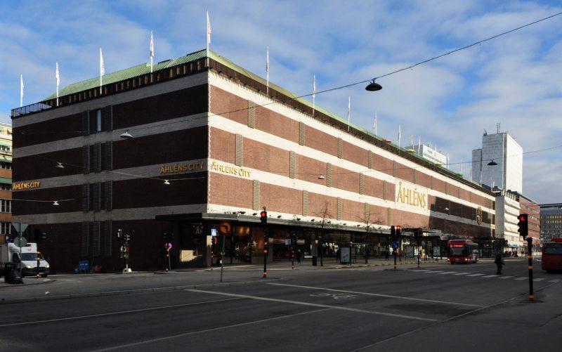Åhléns City Stoccolma