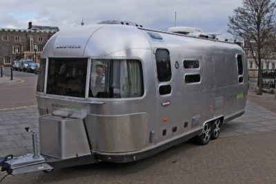 Airstream travel trends
