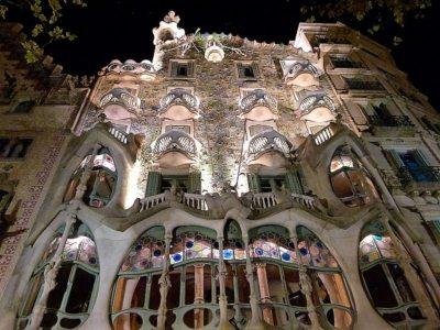 Tutti i colori di Barcellona - Casa Batlló - Ph. Antonio Marín Segovia