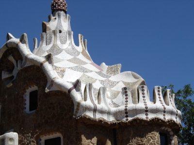 Tutti i colori di Barcellona - Parc Guel - Ph. VivaoPictures