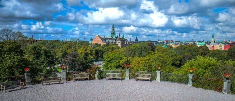 Skansen Stoccolma