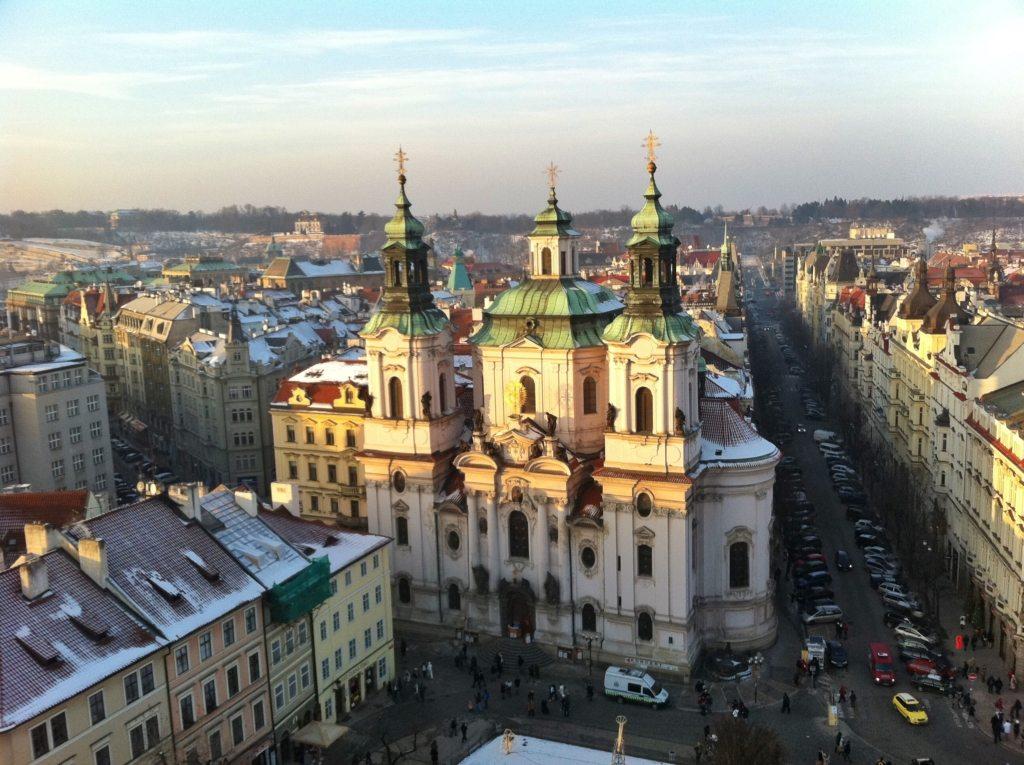 Chiesa di San Nicola (Praga)