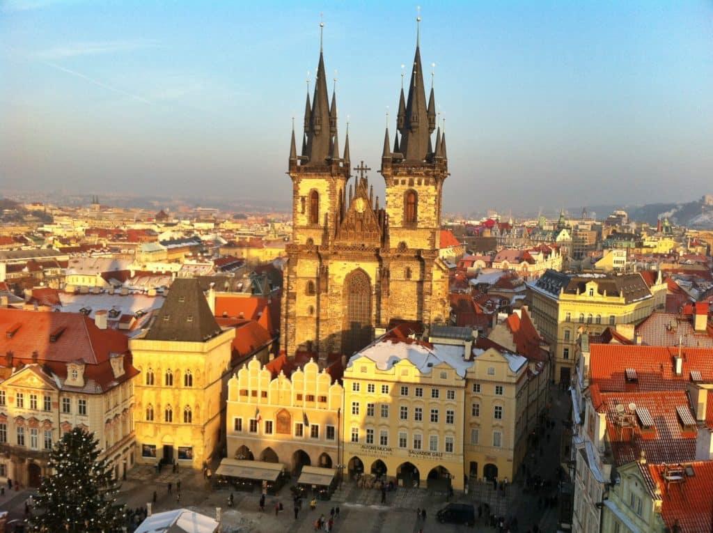 Chiesa di Santa Maria di Tín (Praga)