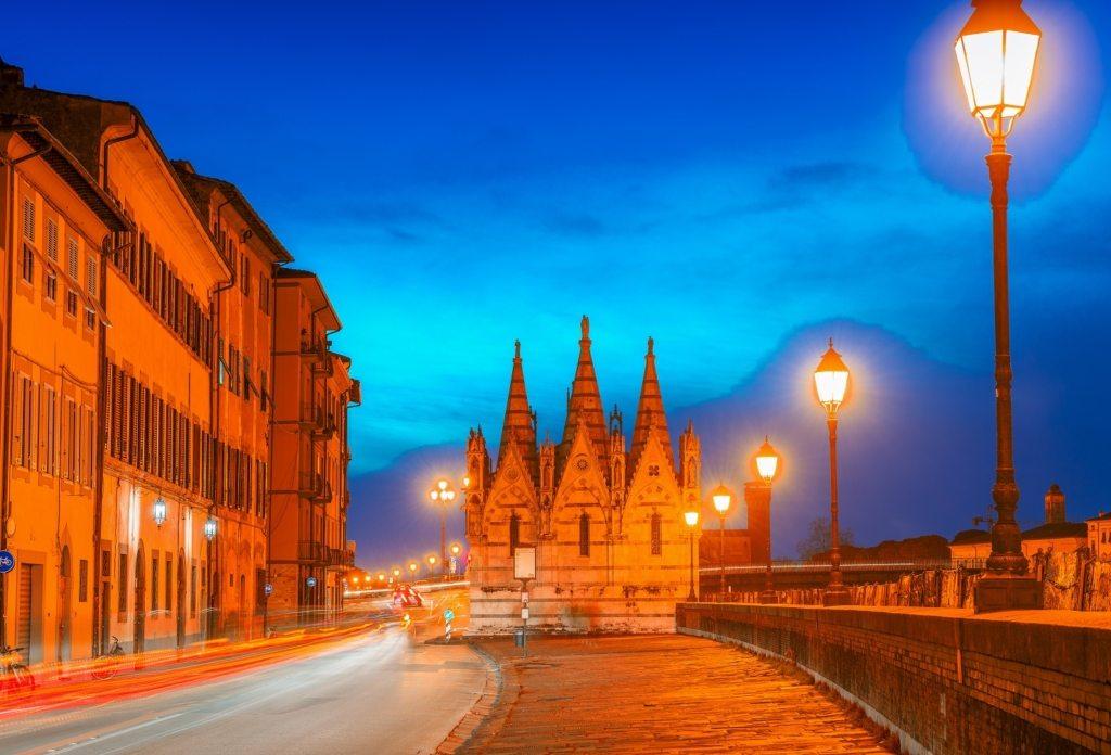 Chiesetta della Spina a Pisa