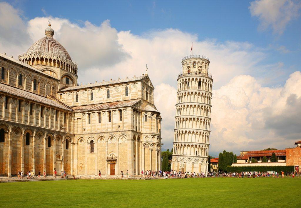Campo dei Miracoli - Torre pendente e Duomo