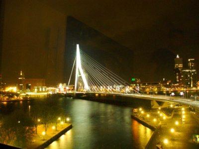 Ponte Erasmus da camera