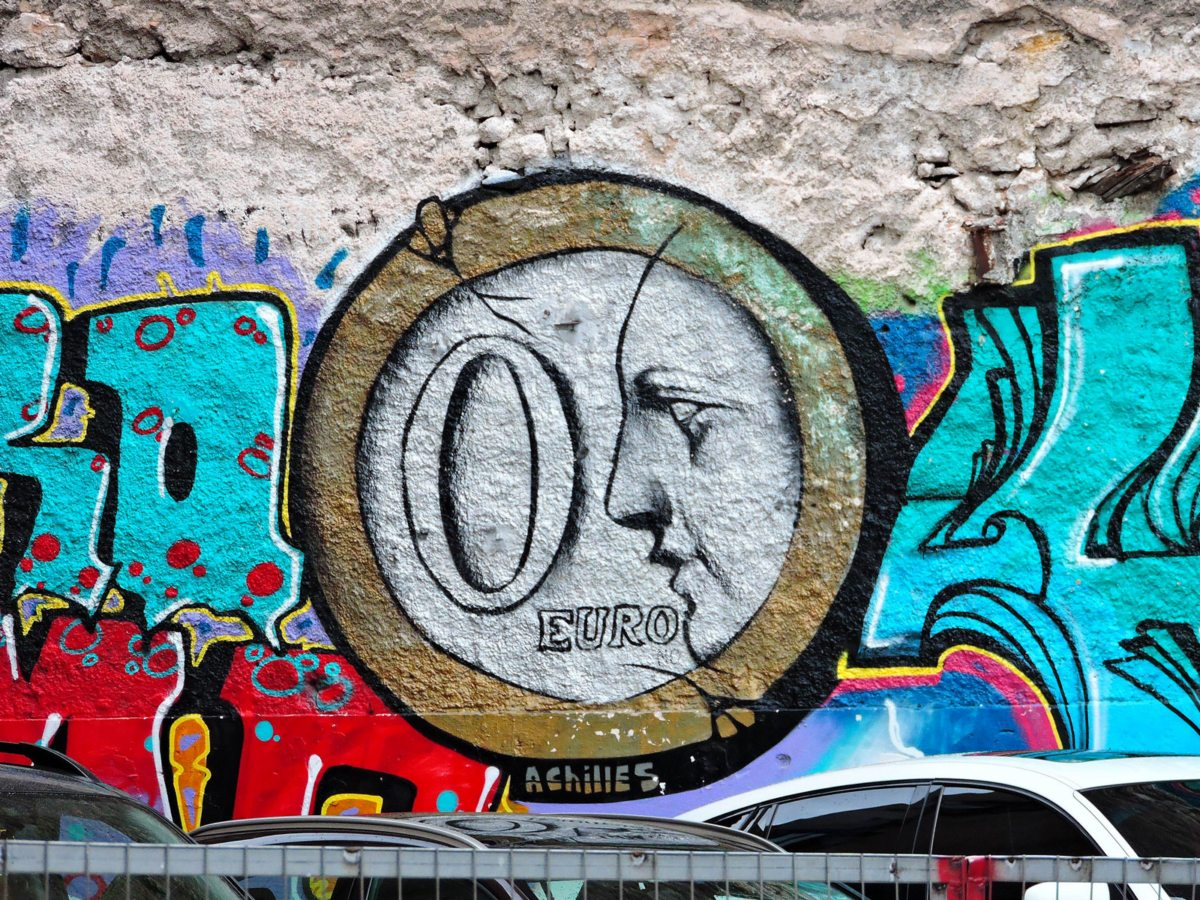 Psyrri graffiti