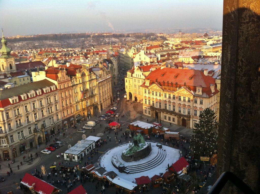 Staroměstské náměstí - Piazza più antica di Praga