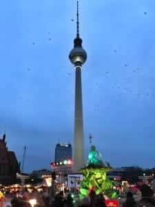 Berlino - torre della televisione