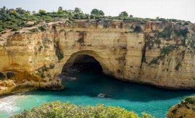 Scogliere dell'Algarve, Portogallo