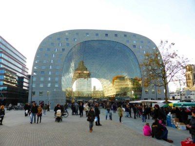 mercato coperto Rotterdam