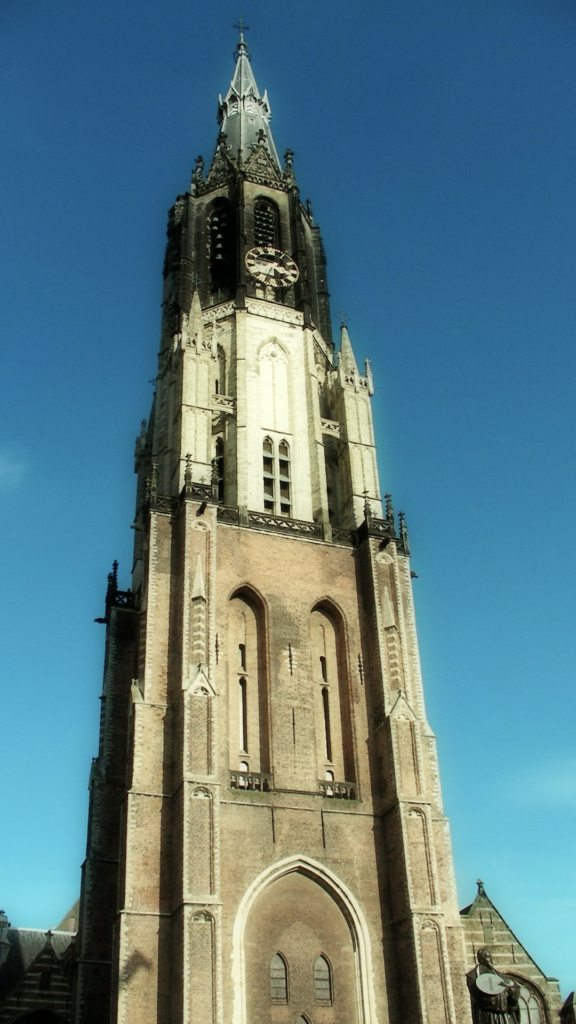 torre cattedrale delft