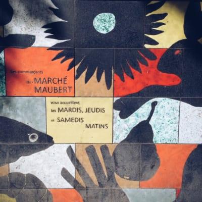 Mercato di Place Maubert - arigi