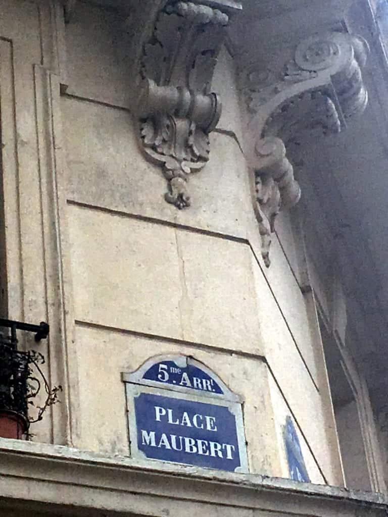 Place Maubert - Rive Gauche - Paris