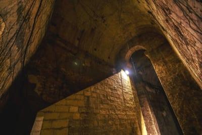 Malta - Valletta 2018 Cisterne sotterranee