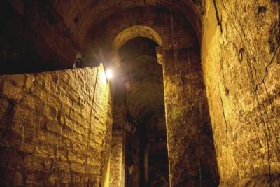 Valletta 2018 - Cisterne underground
