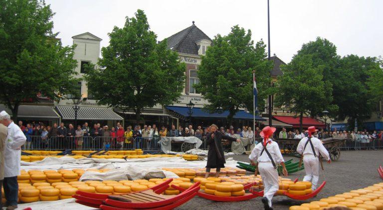 Gouda formaggio Olandese