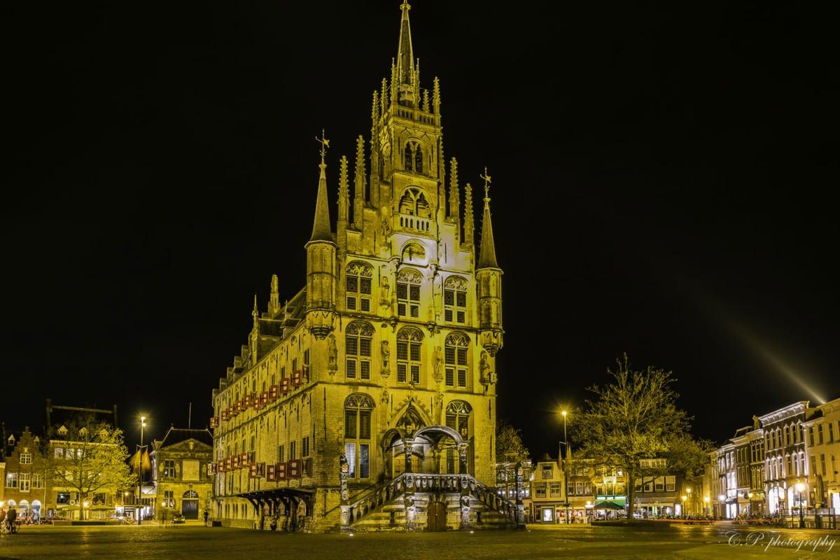 Gouda la città del formaggio Olandese