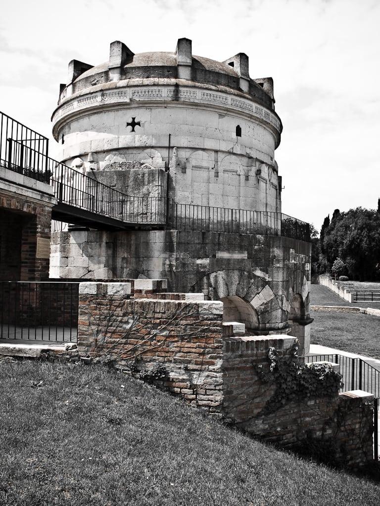 Cupola del Mausoleo di Teodorico