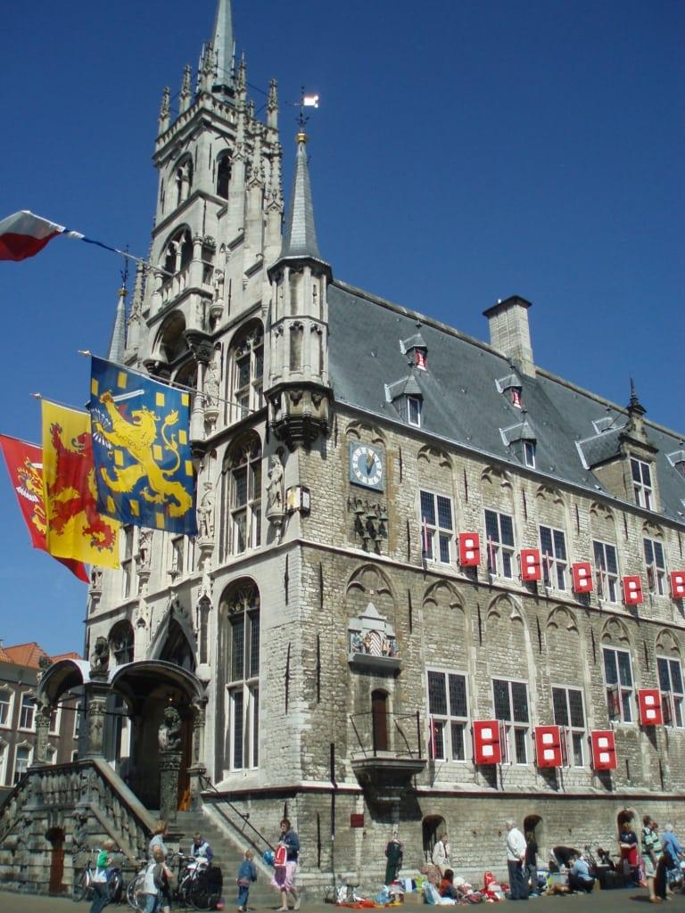 Municipio Gouda laterale