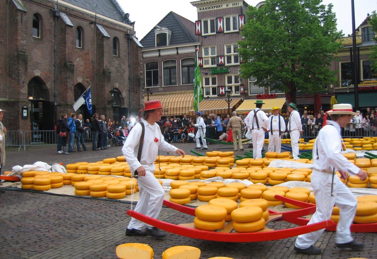 Slitte formaggio Gouda