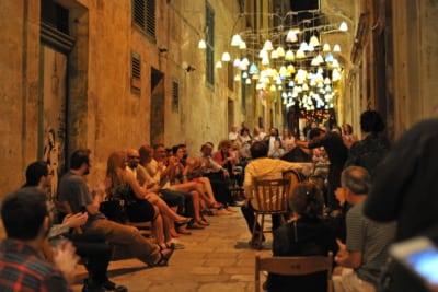 La Valletta 2018 - Malta - Strada Stretta
