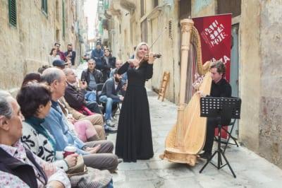 Malta - Valletta 2018 Strada Stretta