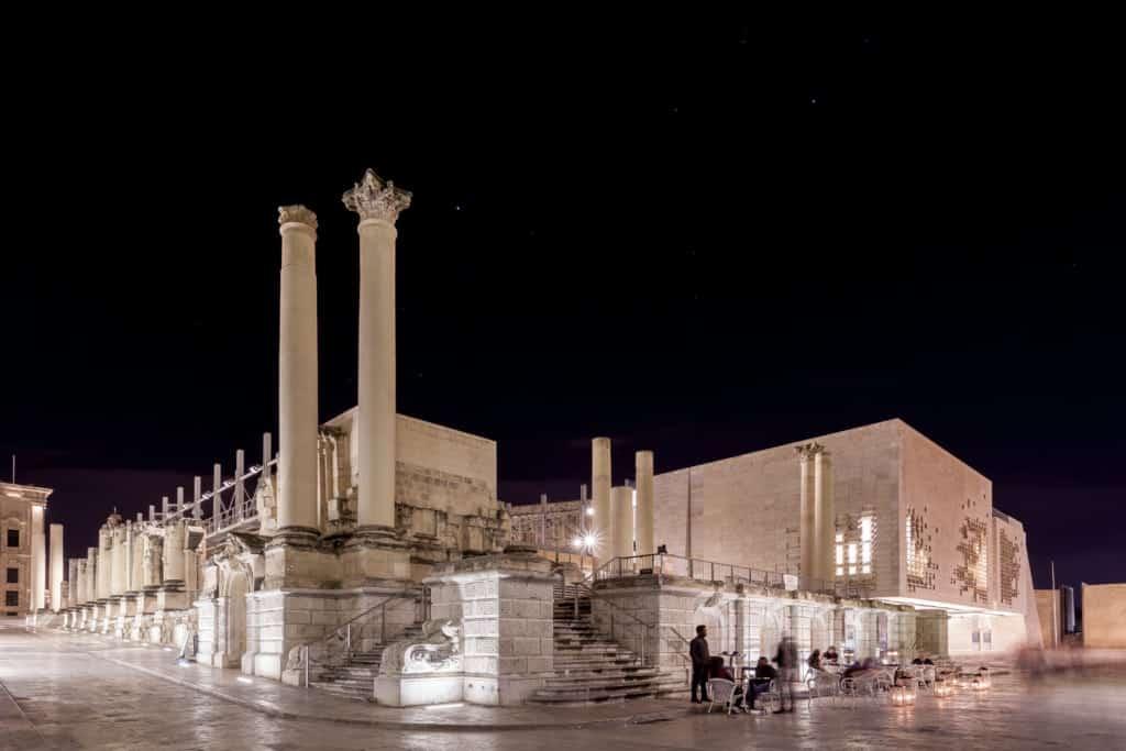 Malta 2018 - Piazza Teatru Rjal