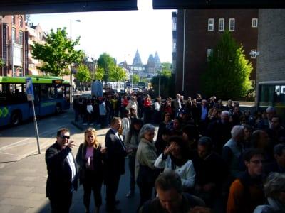 Van Gogh Museum fila