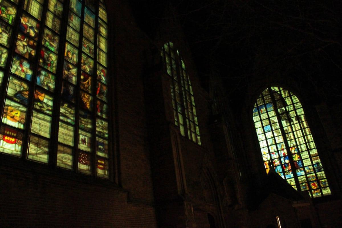 Vetrate chiesa gouda