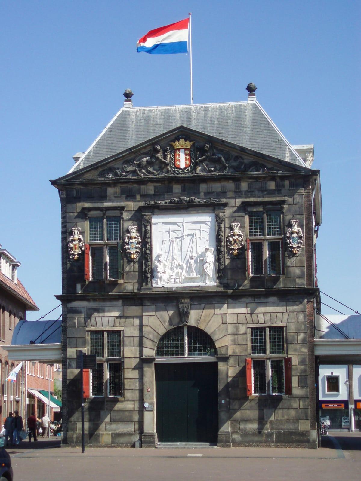 Goudse waag - edificio della pesa